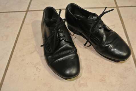 de97ef77b40 Taneční boty - chlapecké