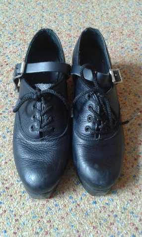 71e56be14d7 Stepařské boty pro irský step